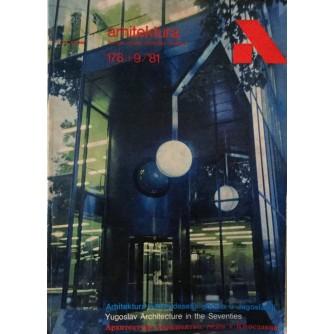 Arhitektura časopis 178+9/1981